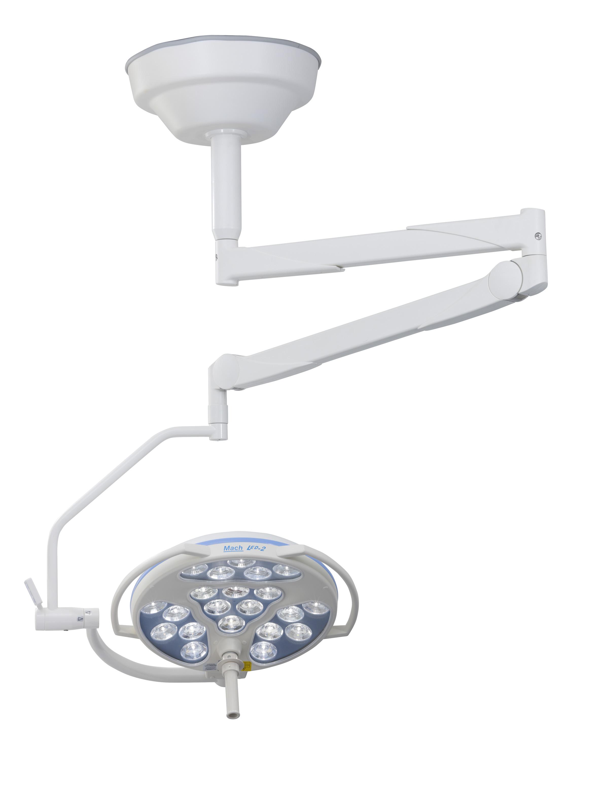 Leikkausvalaisin Mach LED 2