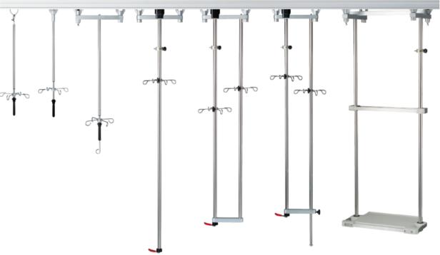 Provita -kaapeliliukujärjestelmät sekä kevyet kattokiskot